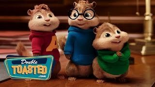 ALVIN & THE CHIPMUNKS: THE ROAD CHIP - Double Toasted Review