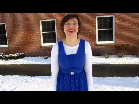 Let It Go from Frozen in ASL!