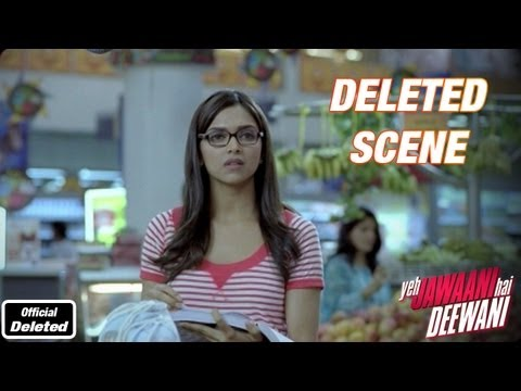 Naina And Her Mom Buying Groceries - Yeh Jawaani Hai Deewani - Deleted Scenes