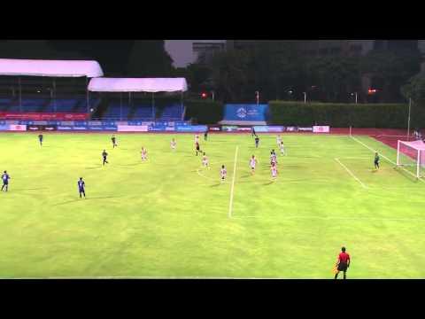 Football half time match Thailand vs Brunei   28th SEA Games Singapore 2015 720p