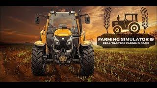 Farming Simulator 19: Real Tractor Farming Game Play | Apex Logics
