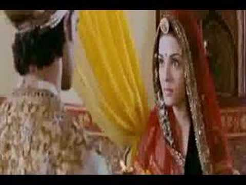 Jodhaa Akbar Man Mohana (Hindi w English Subtitles)