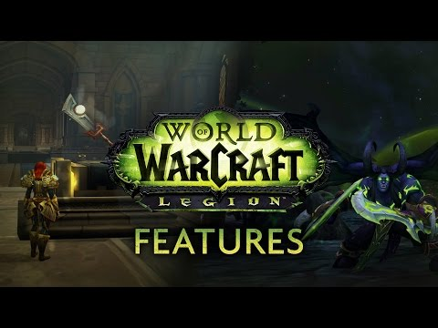 World of Warcraft: Legion Extended Preview