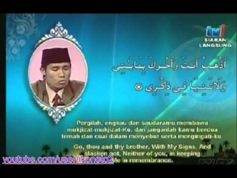 Mtqa 2013 Johan Qari Dasrizal Marah Naini (indonesia) video