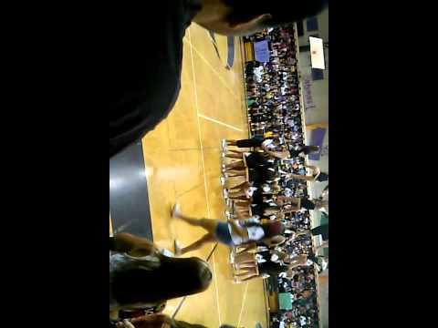 Rio Linda High school Cheerleaders