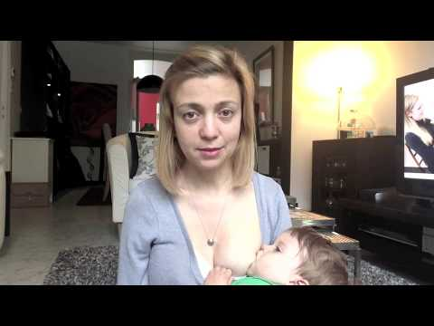 Painful Breastfeeding!! video