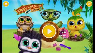Baby Animal Hair Salon 3 Newborn Hatch and Haircut-Education and entertainment channel for children.