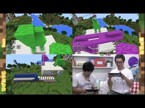 [開始は1:45] マインクラフト Golden Week : Kazu x 瀬戸弘司 with Google Play