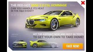 HOW TO WIN THE IMPOSSIBLE BMW Hommage R&D EASILY- Asphalt 8 *Tips and Advice*