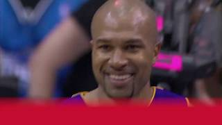 Derek Fisher Comes Up Clutch in 4th Quarter and OT In 2009 NBA Finals #LegendaryMoments