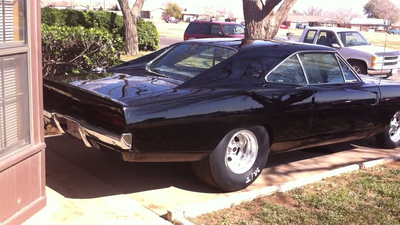 Mark1986350 1970 Dodge Charger For Sale - YouTube