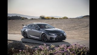 2020 Lexus RC F Track Edition First Drive Review: The Comfortable Track Special