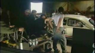 Herbie Fully Loaded Behind The Scenes B-Roll Footage. The Love Bug Lindsay Lohan