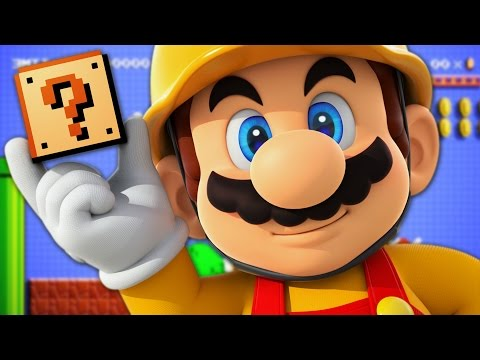 IT'S A ME! | Super Mario Maker #1