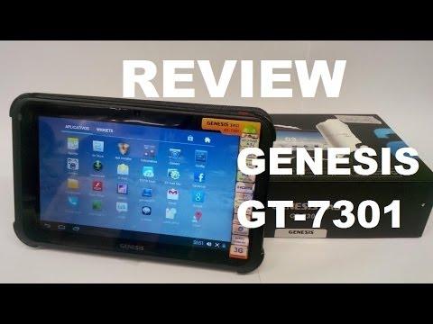 TABLET GENESIS GT-7301 - REVIEW E CONSIDERAÇÕES