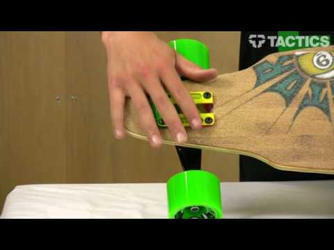 Sector 9 Burleigh Bamboo Complete Longboard review (Flush Mount) - Tactics.com