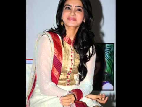 Tamil Actress Samantha Cute Photos video