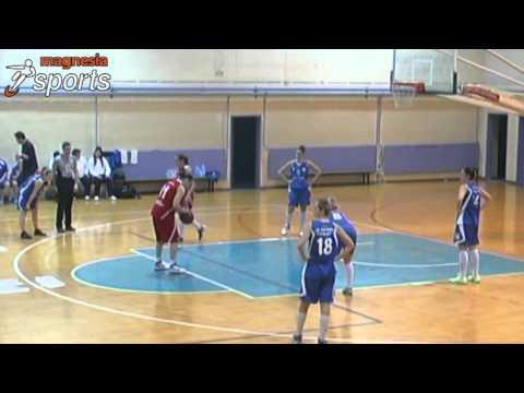 Ολυμπιακός Βόλου - Τερψιθέα Γλυφάδας 67 - 73
