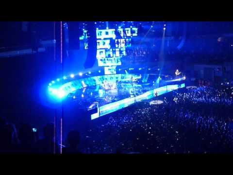 Muse. Resistance Live In Madrid 2012.
