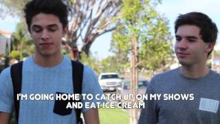 What People Actually Think... | Brent Rivera