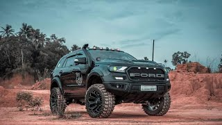 Ford Endeavour Body Kit | Best Floor Mats For Your Car  | Wireless Charger | Taiwan Wheel Covers