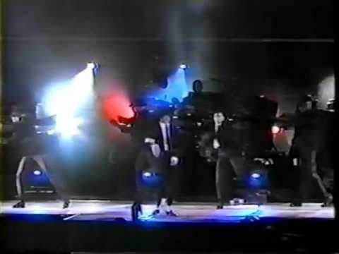 Michael Jackson - Dangerous - Live Dwt Santiago De Chile 1993 video