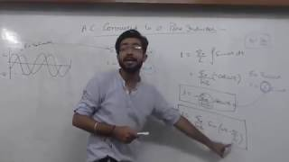 AC  Purely Inductive & Capacitive Circuit  Lecture 2