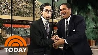 See Prince Appear On TODAY (In Disguise) For Bryant Gumbel's Last Day | TODAY