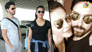 Shruti Hassan is now dating a British Model