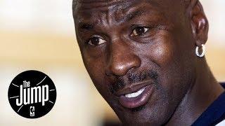 The time Michael Jordan out trash-talked Stephen Jackson | The Jump | ESPN