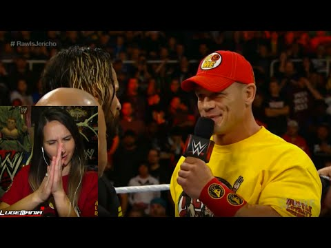 WWE Raw 12/15/14 John Cena calls out Seth Rollins Live Commentary