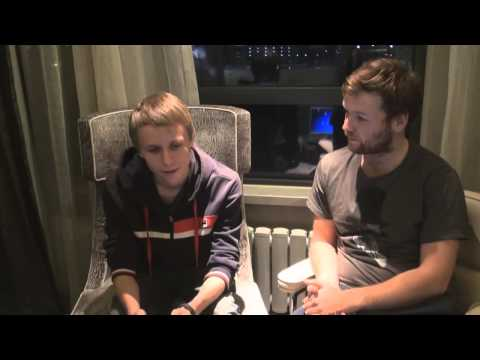 Interview with Vanskor @ WCA 2014 (ENG subs)