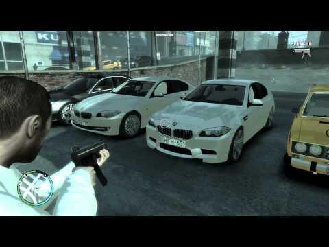 GTA 4 GEORGIA ( geo cars in GTA 4) qartuli gta 4