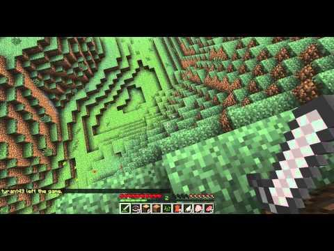 【Minecraft】マルチでハンガーゲームズ第1回