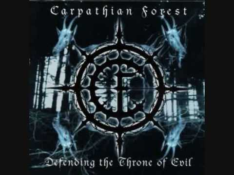 Carpathian Forest - Cold Murderous Music