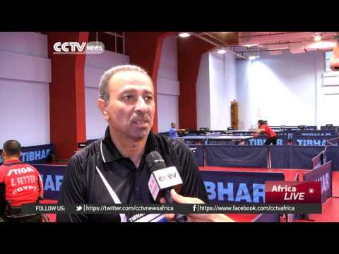Table tennis players from Egypt intensify Olympics preparations