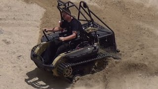 Ripchair 3.0 In the Sand Dunes tearing it up!
