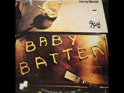 Harvey Mandel - Peruvian Flake - Live Audio