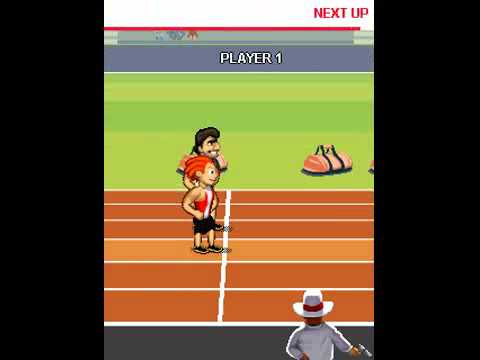 PlayMan Summer games mobile 240x320 gameplsy