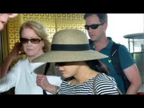 Preity Zinta Spotted With Hubby Gene Goodenough, In laws