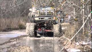 DODGE CUMMINS 4x4 on 54