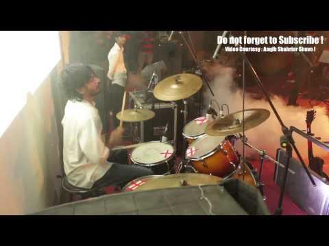 Artcell Oniket Prantor Drum Cam Live 23rd March 2015 @ KIB, Ahsanullah University. thumbnail