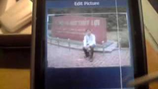 HTC blueagel ( XDA iis ) + wm6.5 +SPb + coreplay.MP4