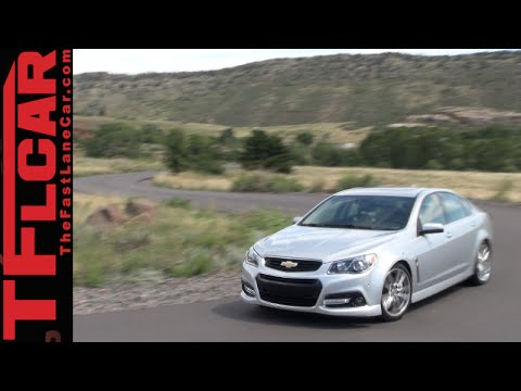 Chevy SS Review: Is this the 4-Door Corvette you've been waiting for?