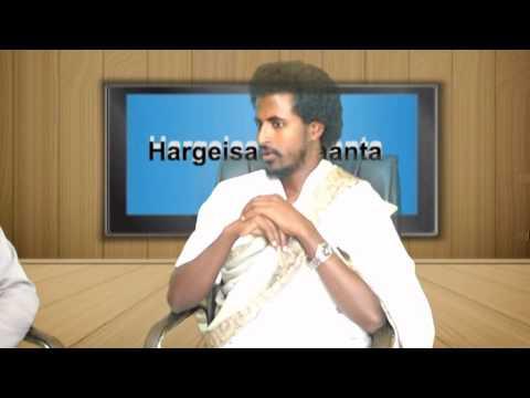Abwaan Dhalinyarada Somaliland Ah Oo Xadhig Ku Mutaystay Gabay Uu Tiriyay Dhegeyso Gabayga Galaaftay video
