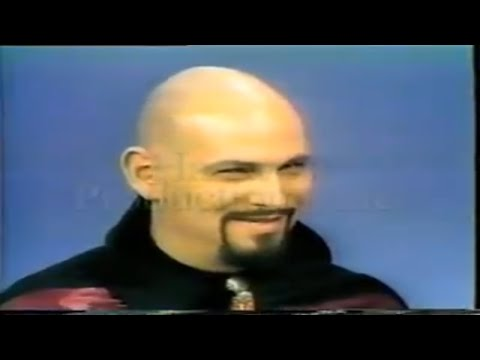 Anton LaVey- Early Interview