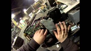 Hp laserjet 5200 gear replacment