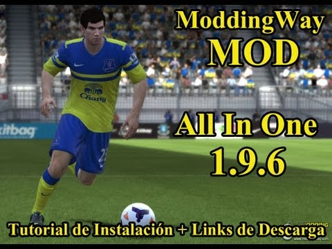 Descargar e Instalar ModdingWay Mod 1.9.6 [Base Full]