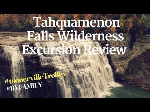 Toonerville Trolley Train and Boat Tours Review | Full Time RV Living