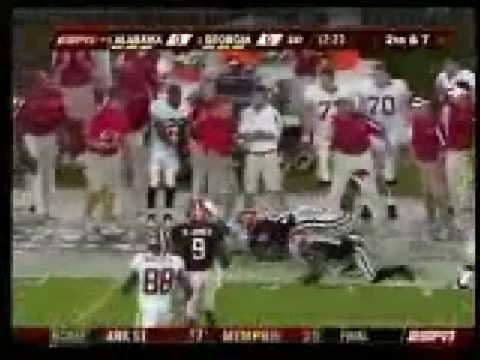 Julio Jones 2008 Video